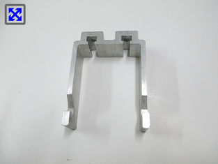High Strength 6061 - T5 CNC Cutting Aluminum Sheet Machining Parts For Machinery