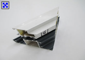 6063 - T5 Extruded Aluminum Window Frame Good Formability For Folding Windows