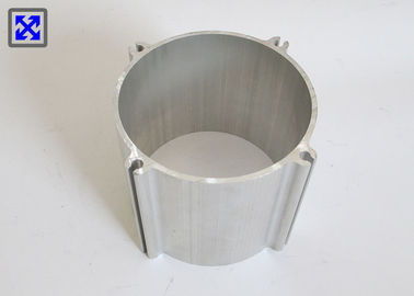Mill Finished 6060 - T5 Aluminium Profile Enclosures For Motor Housing