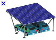High Strength Aluminum Solar Mounting System TX0009 For Solar Carport