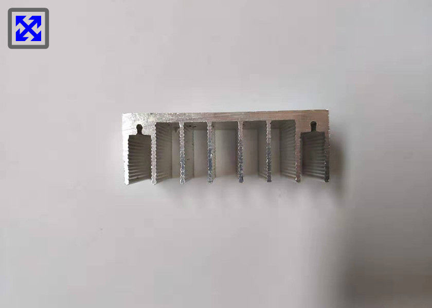 Premium Quality DIY CNC Machine Parts Machining Heat Sink For Industrial Use