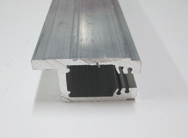 Thin Type 6000 Series Aluminium Extruded Profiles For 12.5mm LED Strips