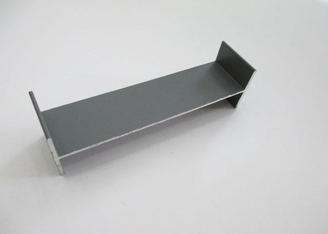 H Shape Aluminium Structural Profiles , Aluminium Moulding Profiles For Bicycle